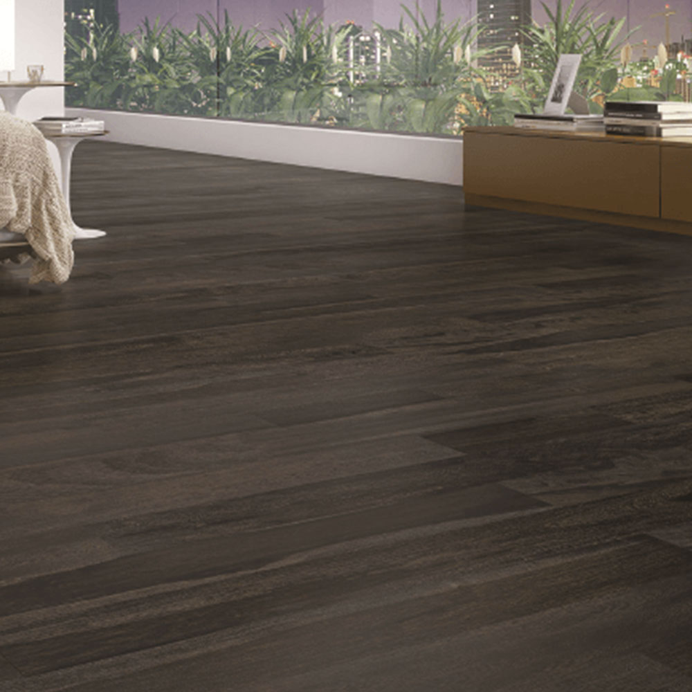 Triangulo Engineered 1/2 x 5-1/4 (300 Series) Brazilian Pecan (Graphite) Hardwood Flooring