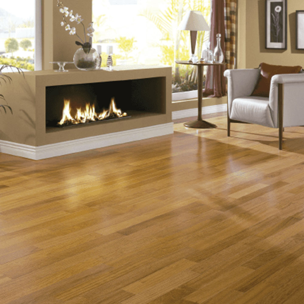 Triangulo Solid 3/4 (400 Series) Jatoba (Brazilian Cherry) 3-1/4 Hardwood Flooring