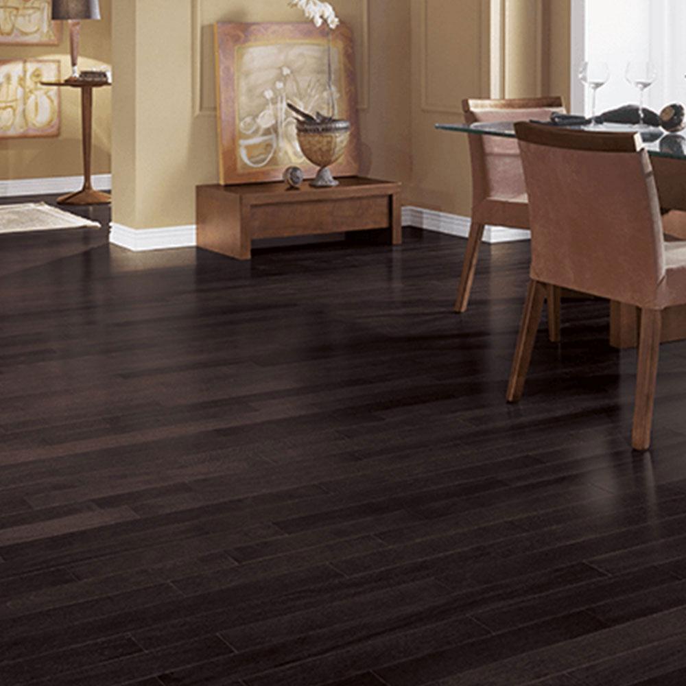 Triangulo Solid 3/4 (400 Series) (Sucupira) Brazilian Chestnut 5 Hardwood Flooring