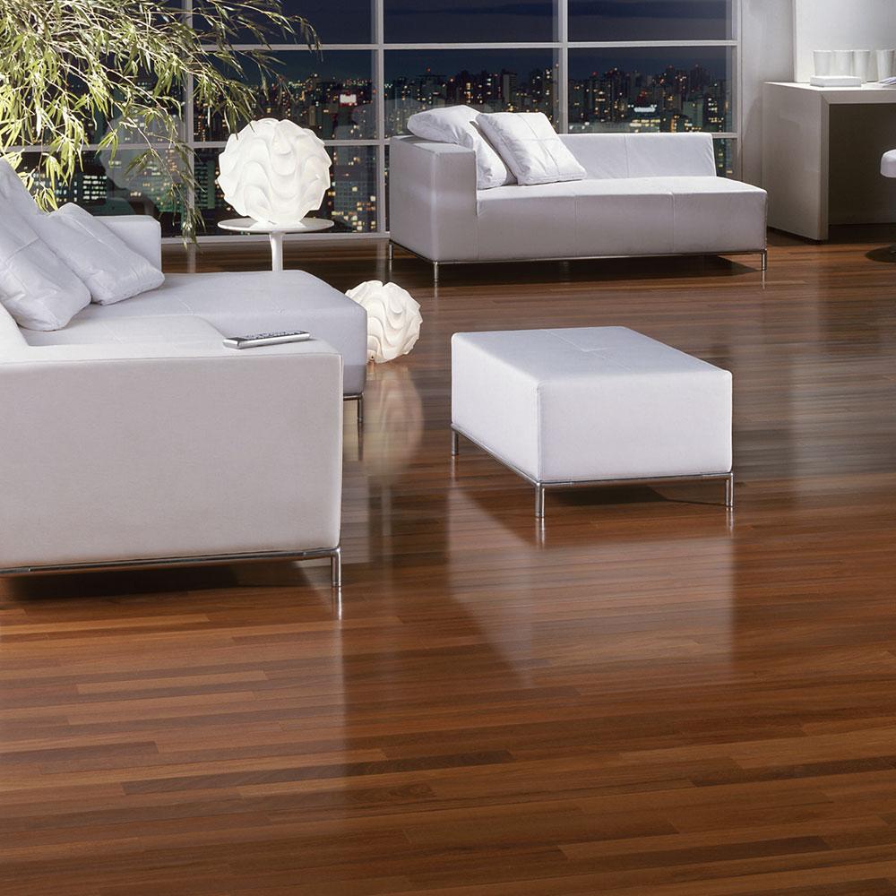 Triangulo Solid 3/4 (400 Series) Brazilian Teak (Cumaru) 3 Hardwood Flooring