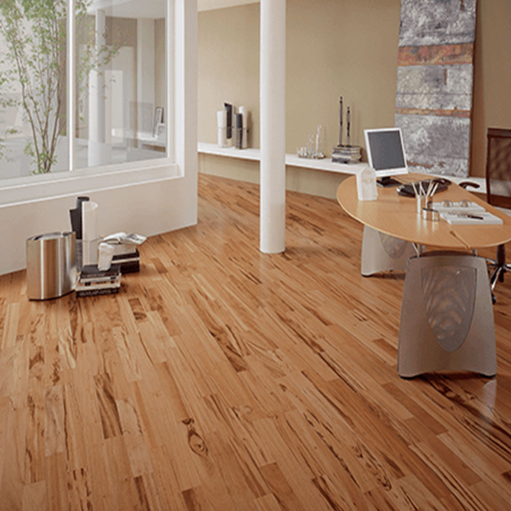 Triangulo Solid 3/4 (400 Series) Tigerwood (Muiracatiara) 3-1/4 Hardwood Flooring