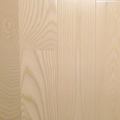 Ua Floors Grecian Collection 4 3/4 Alpine Ash White Hardwood Flooring