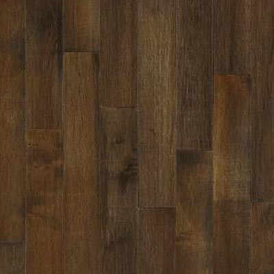 Ua Floors Grecian Collection 4 3/4 Maple Cappuccino Hardwood Flooring