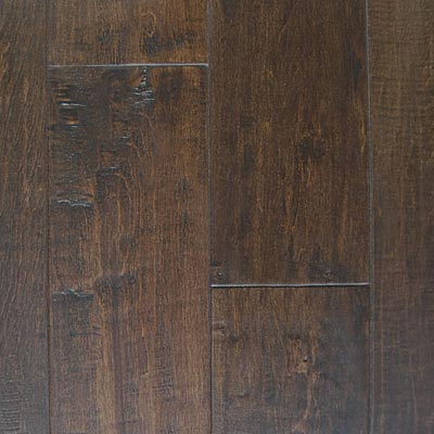 Ua Floors Grecian Collection 4 3/4 Maple French Roast Hardwood Flooring