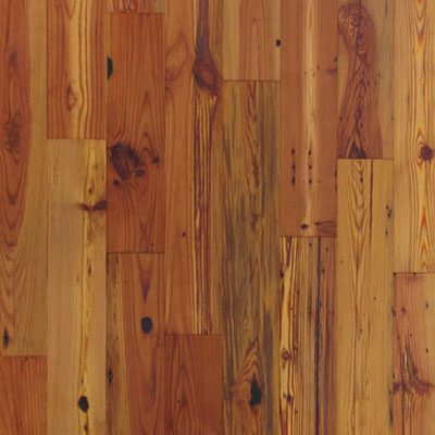 Ua Floors Manhattan 5 1/2 Hudson Reclaimed Heart Pine Hardwood Flooring