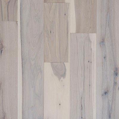 Ua Floors Olde Charleston Hickory Beachfront White 7 1/2 Hardwood Flooring