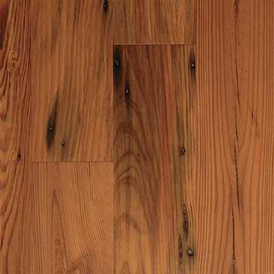 Ua Floors Olde Charleston Reclaimed Heart Pine 4 3/4 Hardwood Flooring