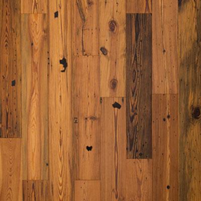 Ua Floors Olde Charleston Reclaimed Heart Pine 7 1/2 Hardwood Flooring