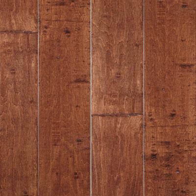 Versini Padova Handscraped Wide 5 Inch Amaretto Maple Hardwood Flooring