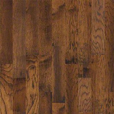 Virginia Vintage Bastille Hickory 6 1/4 Inch Andorran Leather (Sample) Hardwood Flooring