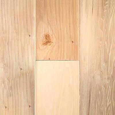 Virginia Vintage 5 inch Unfinished Engineered Unfinished Hickory Hardwood Flooring