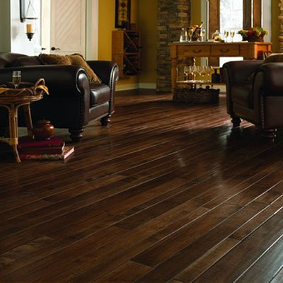 Virginia Vintage Sanctuary 5 Choclate Truffles Hardwood Flooring