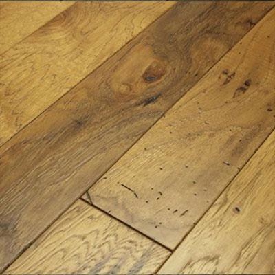 Zickgraf Eldridge Brushed Hickory Buckskin Hardwood Flooring