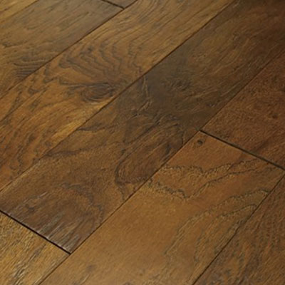 Zickgraf Eldridge Brushed Hickory Sugarcane Hardwood Flooring